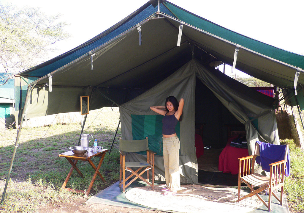 Serengeti - Ronjo Fly Camp